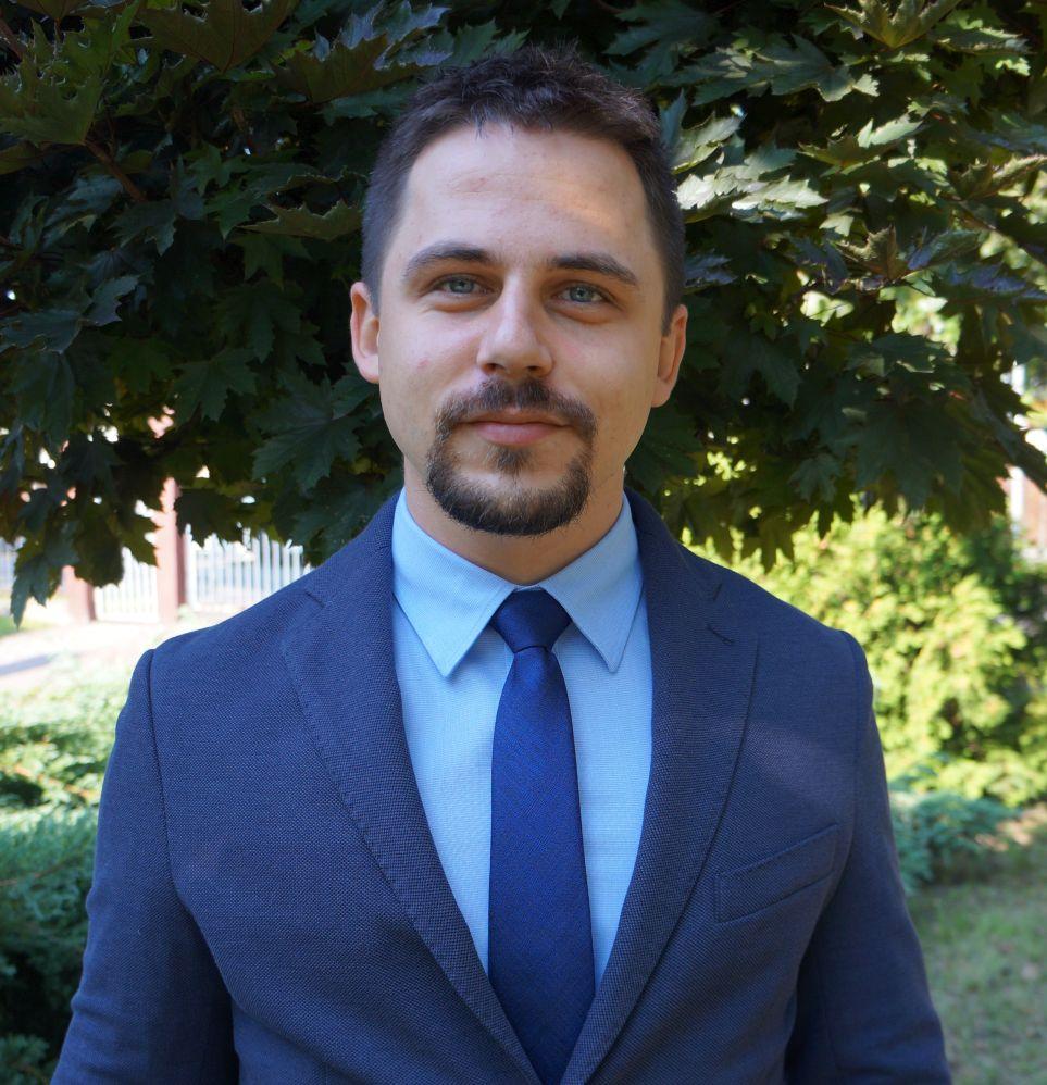 Marek Sosnowski - wychowawca