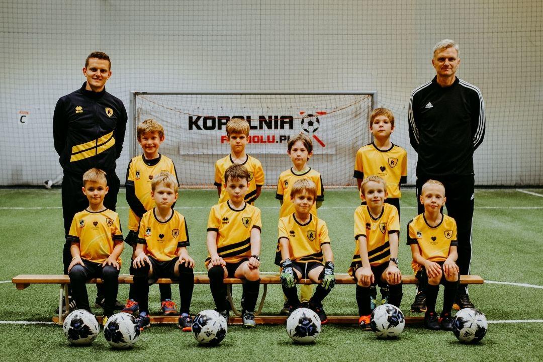 Nasi młodzi sportowcy gotowi!